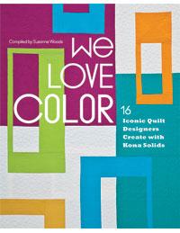 we love color book
