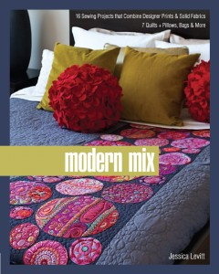 modern mix quilt book