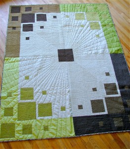 Jacquie Gering OUtside In quilt