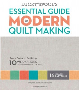 lucky spool quilting book