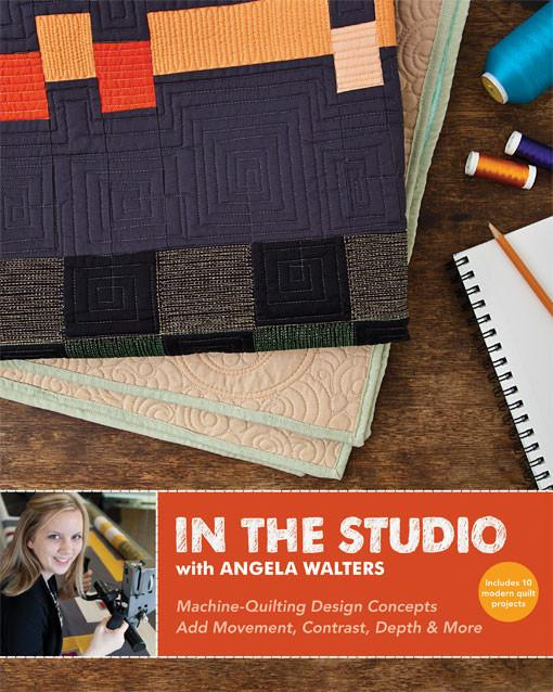 In the Studio with Angela Walters
