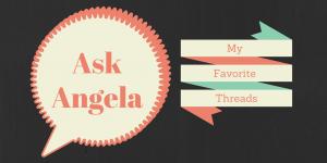 ask angela video series