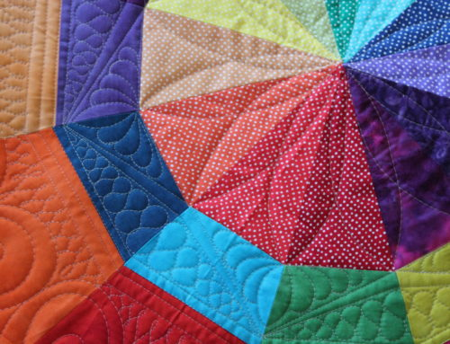 Color, Contrast & Composition in Quilting