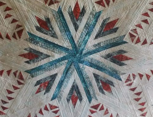 Four Tips for Picking Out Quilting Designs.