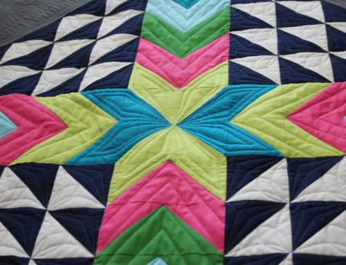 Techniques for Quilting Negative Space- Part 1