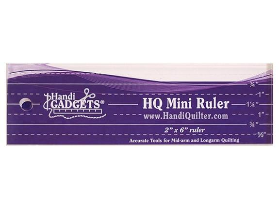 HQ Mini Ruler