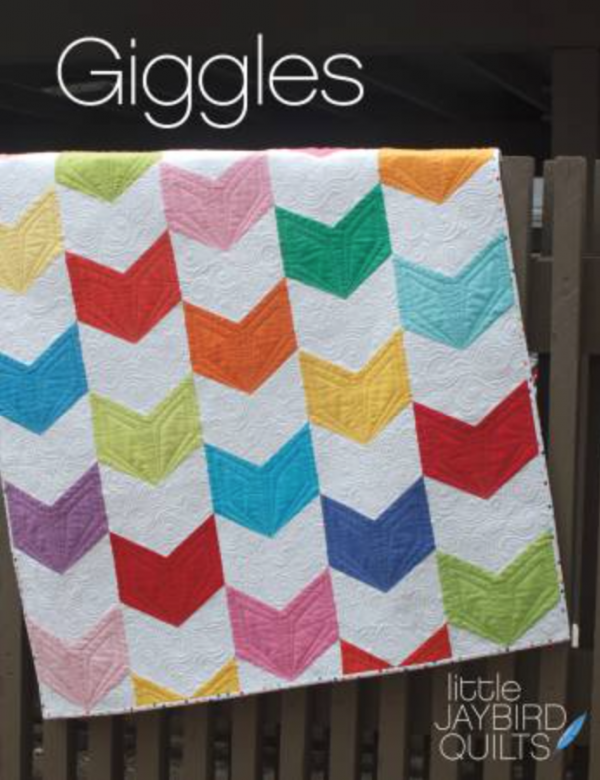 Giggles Baby Quilt Pattern