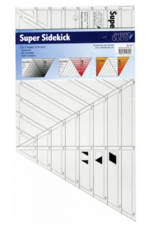 Super Sidekick Ruler (pattern)