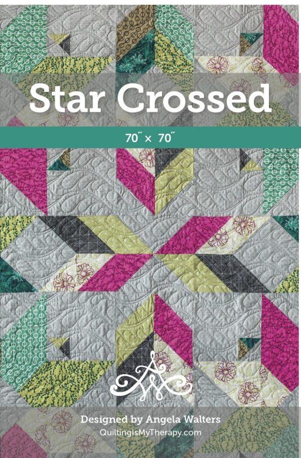Starcrossed Quilt Pattern