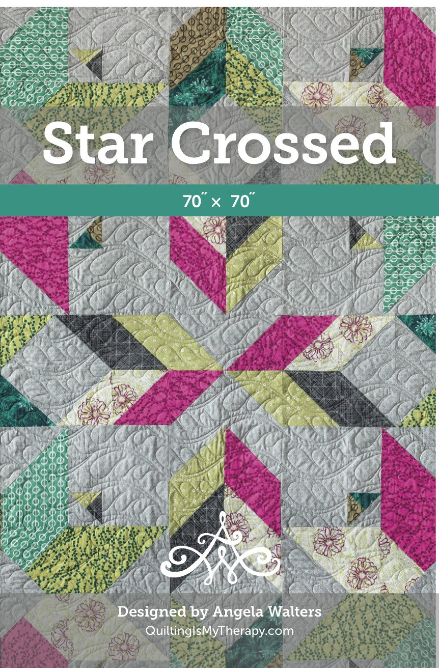 Starcrossed Quilt Pattern