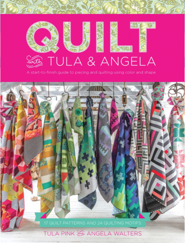 Quilt With Tula and Angela