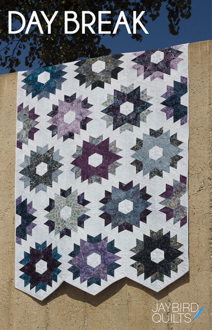 Day Break Quilt Pattern by Julie Herman
