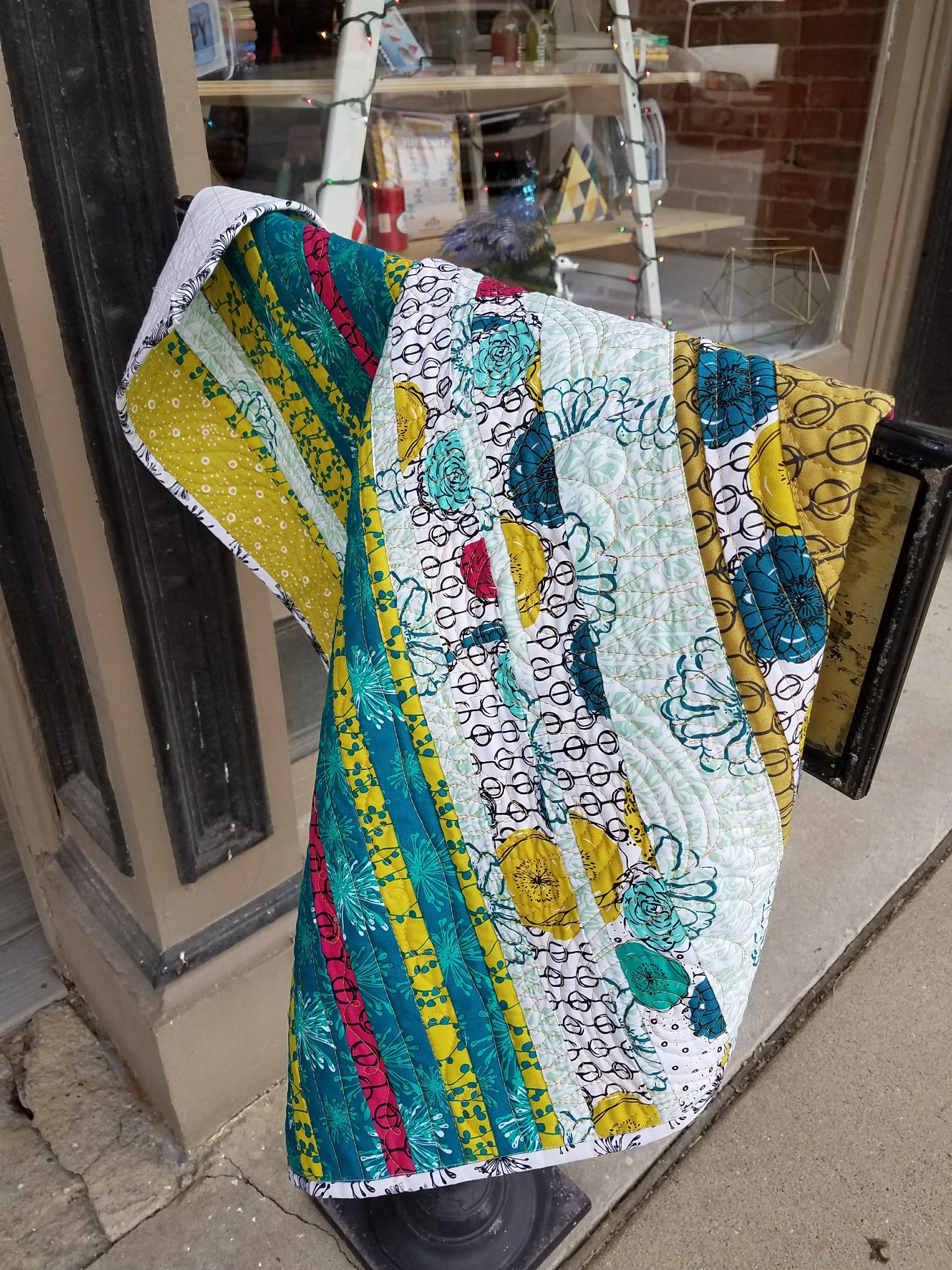 hand maker quilt fabric