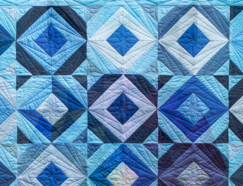 Strip City and Stained Glass – Free Quilt Pattern & Giveaway
