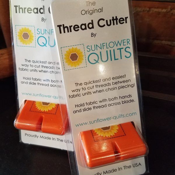 The Original Thread Cutter by Sunflower Quilts