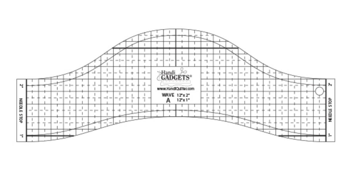 HQ Ruler Wave A