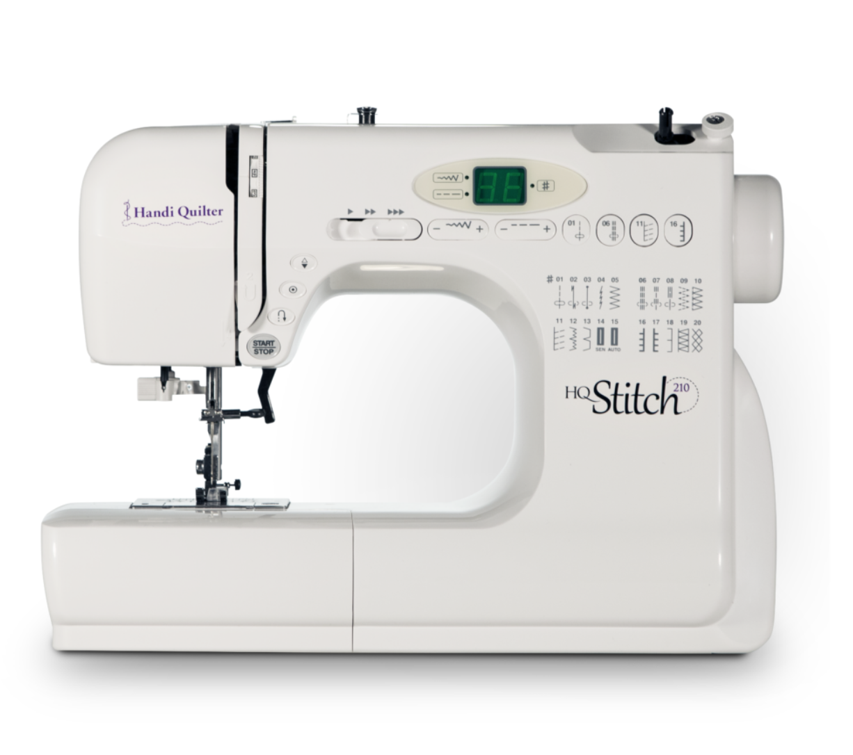 HQ Stitch 210 Sewing Machine