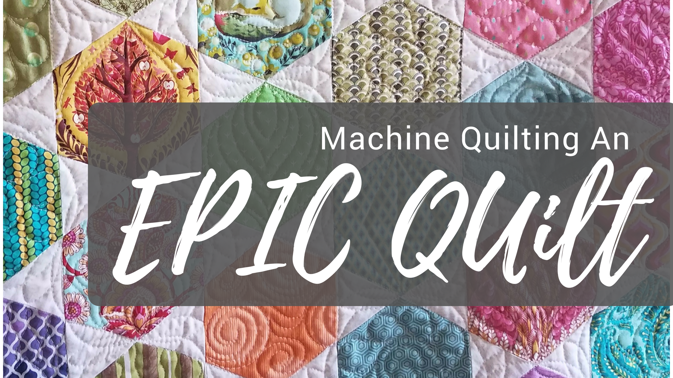 quilting a julie herman quilt