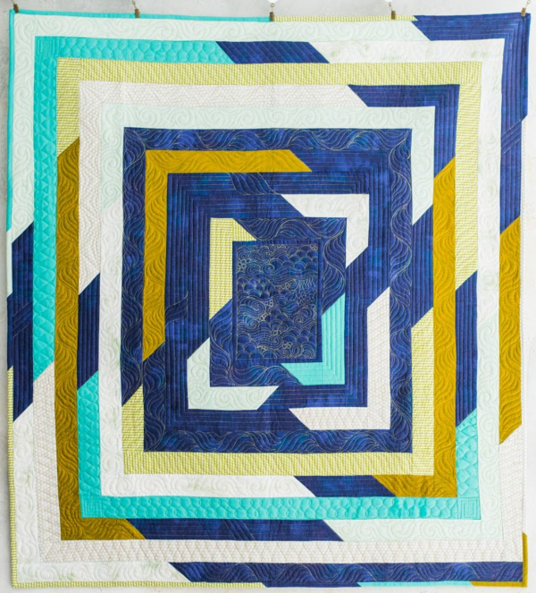 Shattered Frames Quilt Kit
