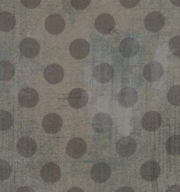 Grunge Hits the Spot Grey Couture Extra Wide 1 Yard
