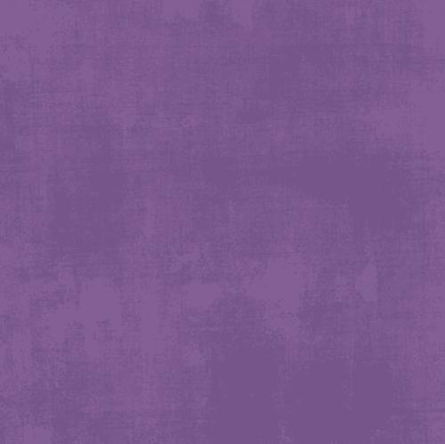 Grunge Basics Grape 1/2 Yard