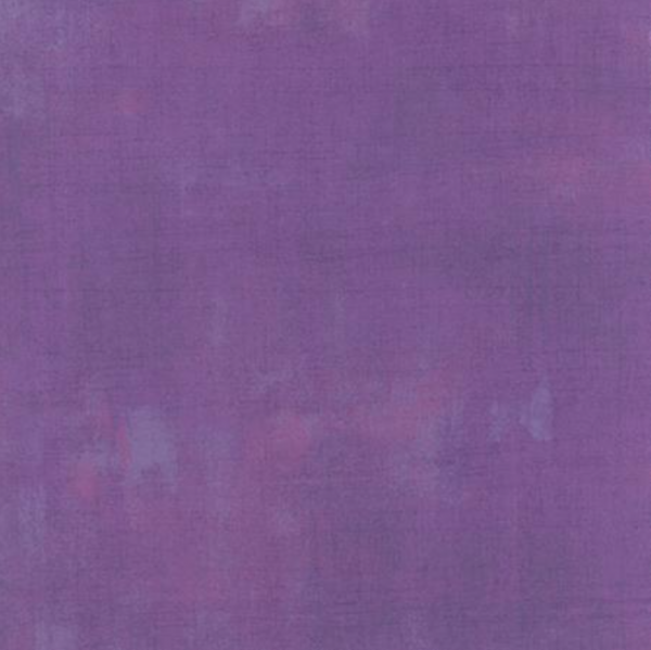 Grunge Basics Grape 1/2 Yard