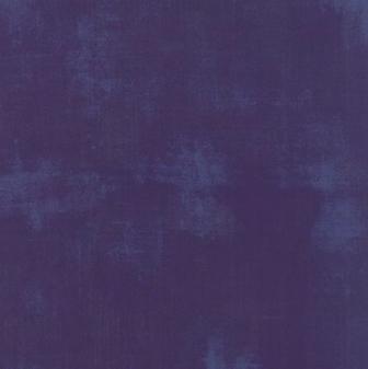Grunge Basics Purple 1/2 Yard