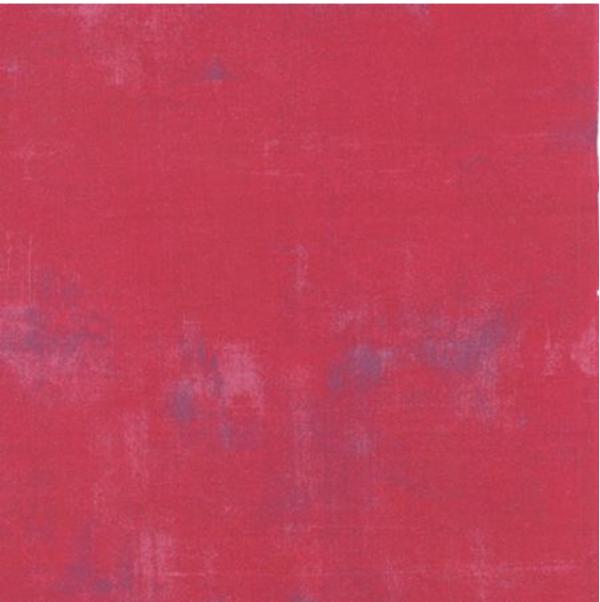 Raspberry Grunge 1/2 Yard