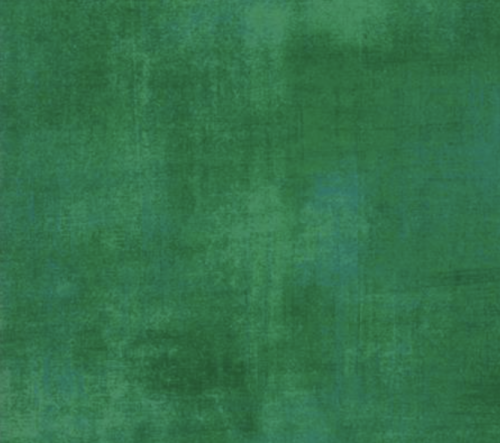 Amazon Green Grunge 1/2 Yard