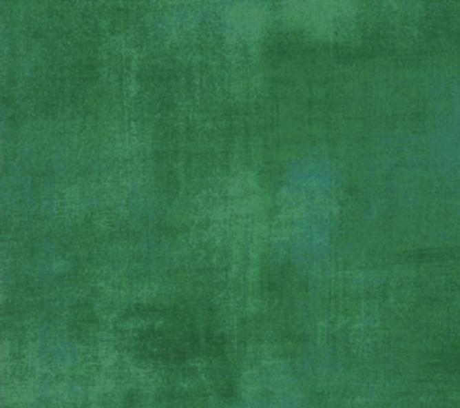 Amazon Green Grunge 1/2 Yard