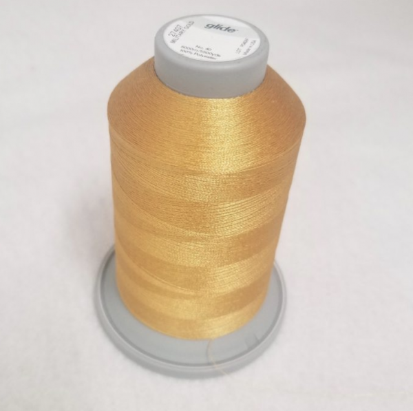 gold glide thread