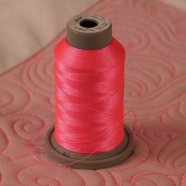 Pink Glide Thread Spool
