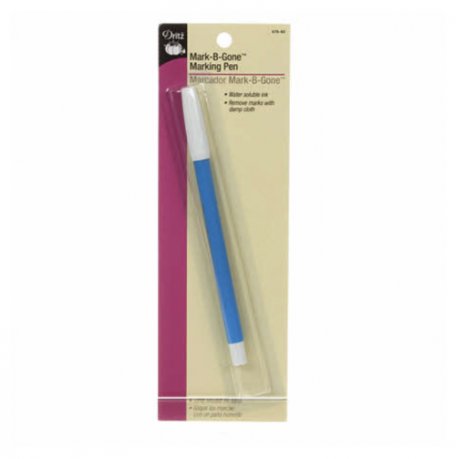 Mark-B-Gone Blue Marking Pen