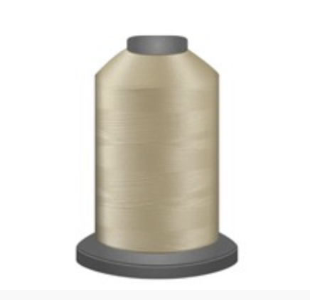 Soft Yellow Glide Thread Spool