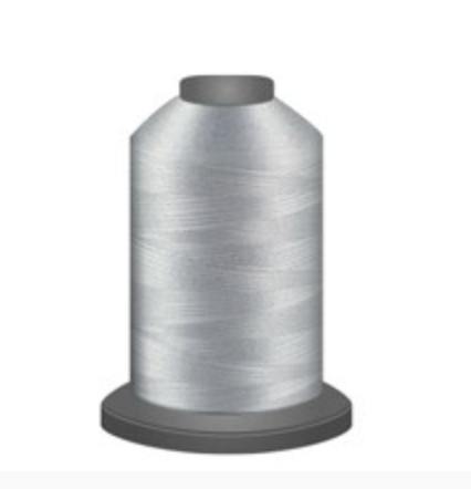 Battleship Gray Glide Thread Spool
