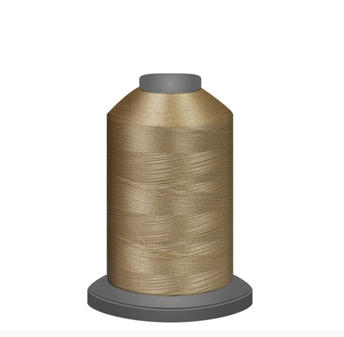 Biscotti Tan Glide Thread Spool