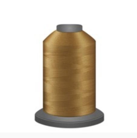 Military Gold Glide Thread Spool