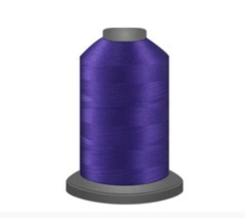 Raven Purple Glide Thread Spool