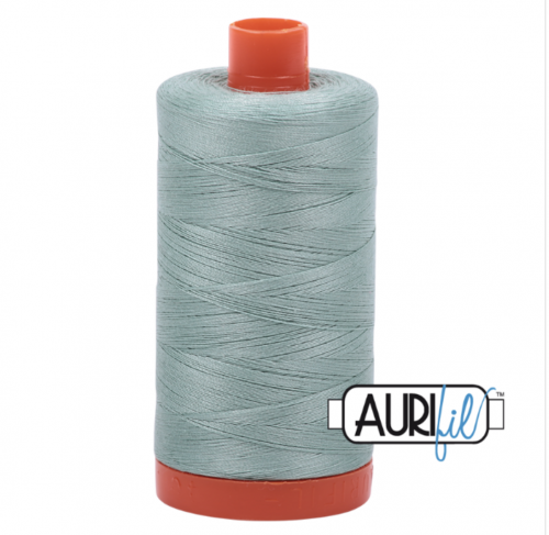Aurifil Light Juniper 2845
