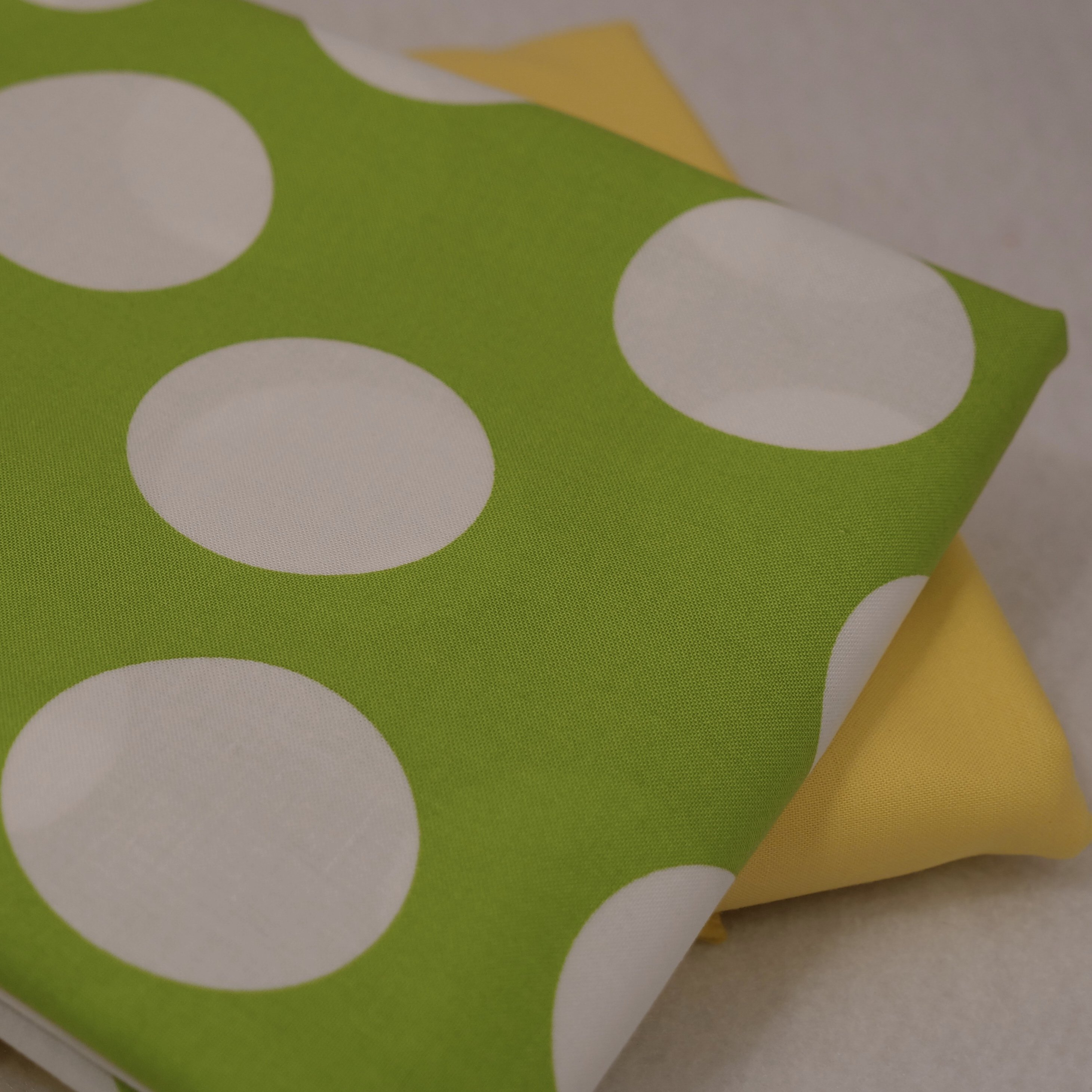 Free-motion Challenge Quilting Along Quilt Kit- Lime