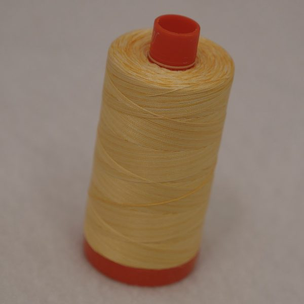 Aurifil Variegated Golden Glow 3920