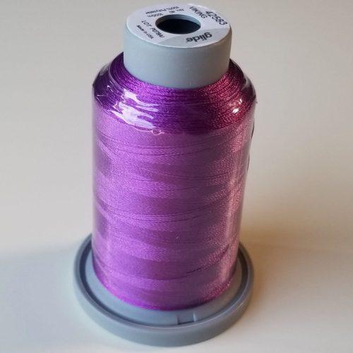 viking glide thread purple spool