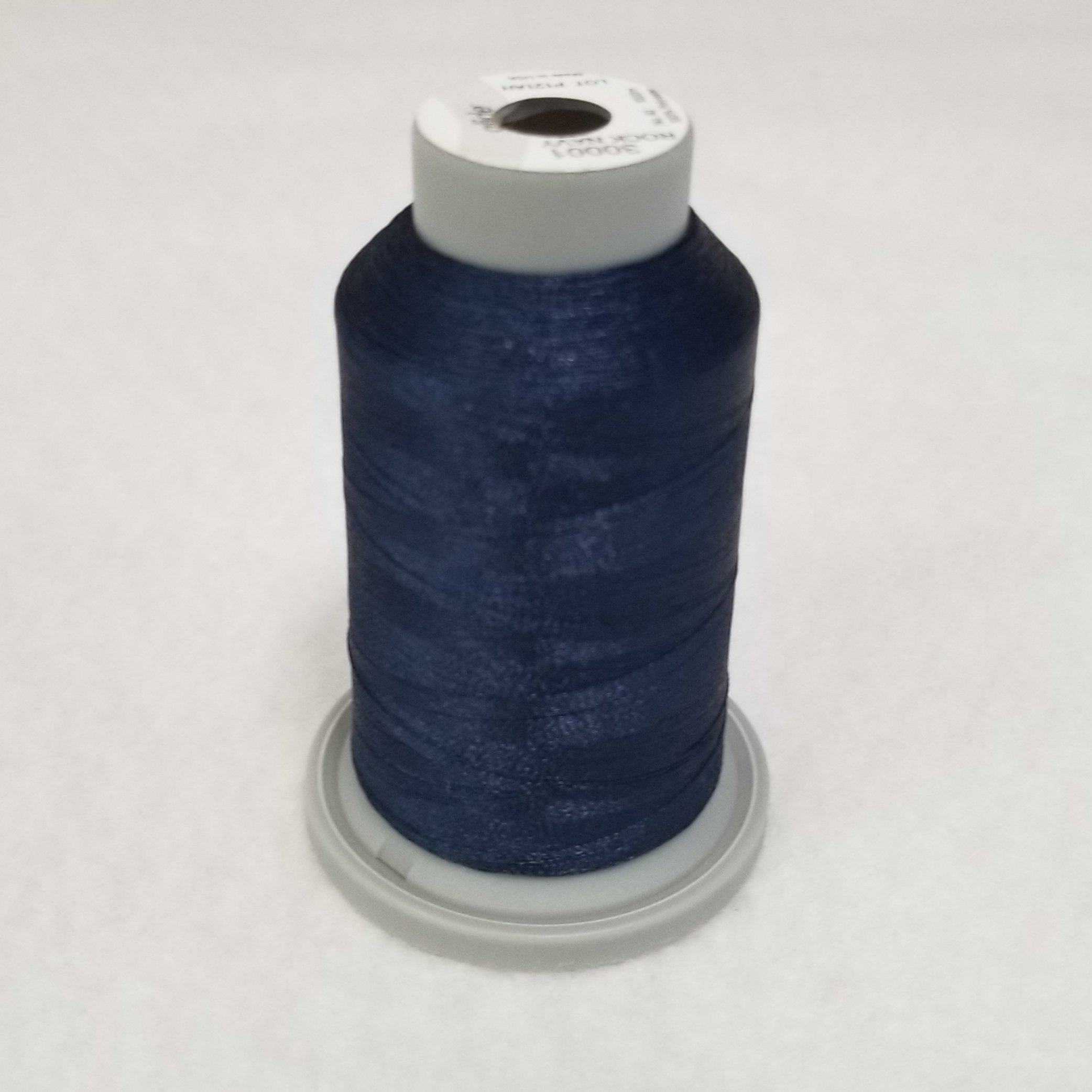 Rock Navy Blue Glide Thread Spool