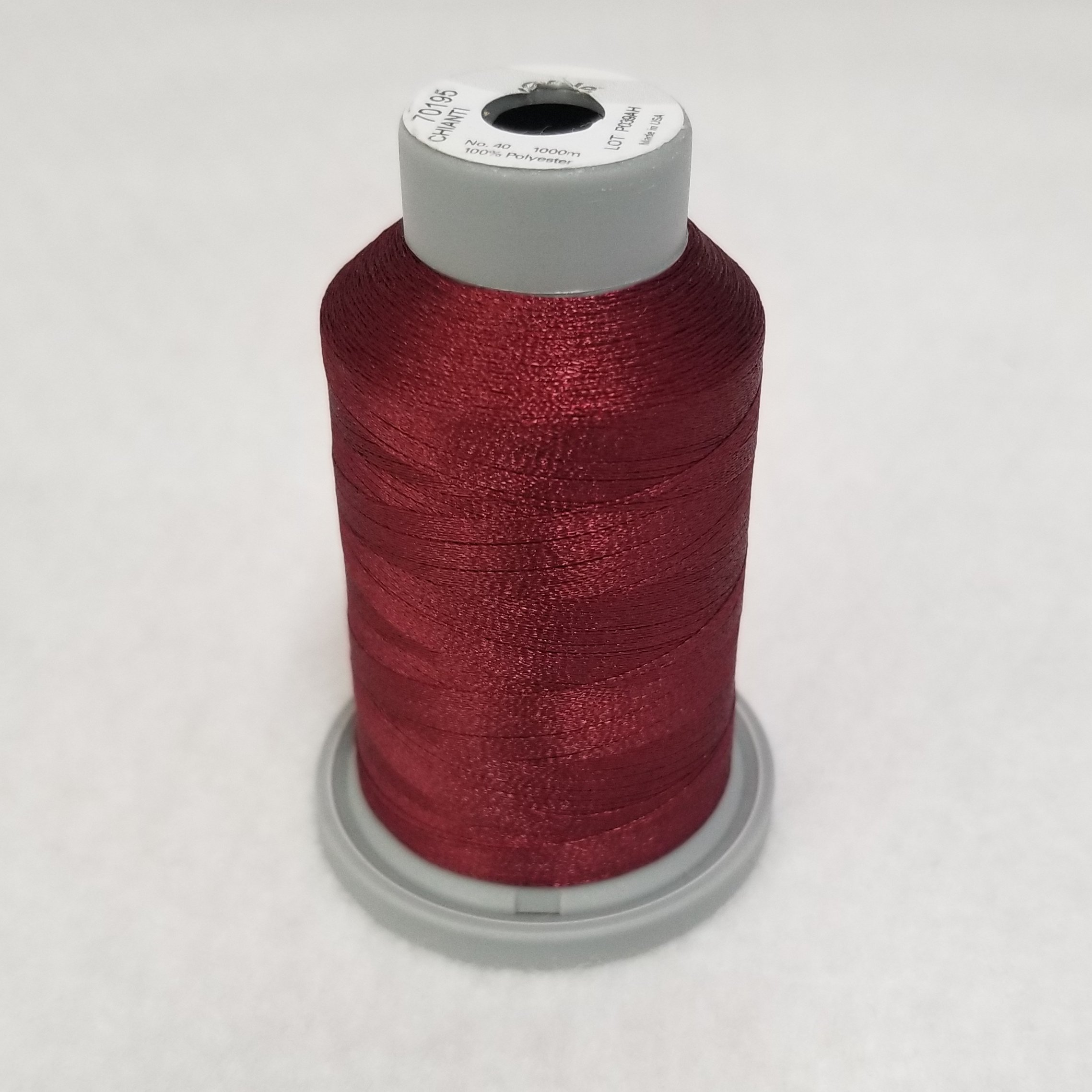 Chianti Red Glide Thread Spool