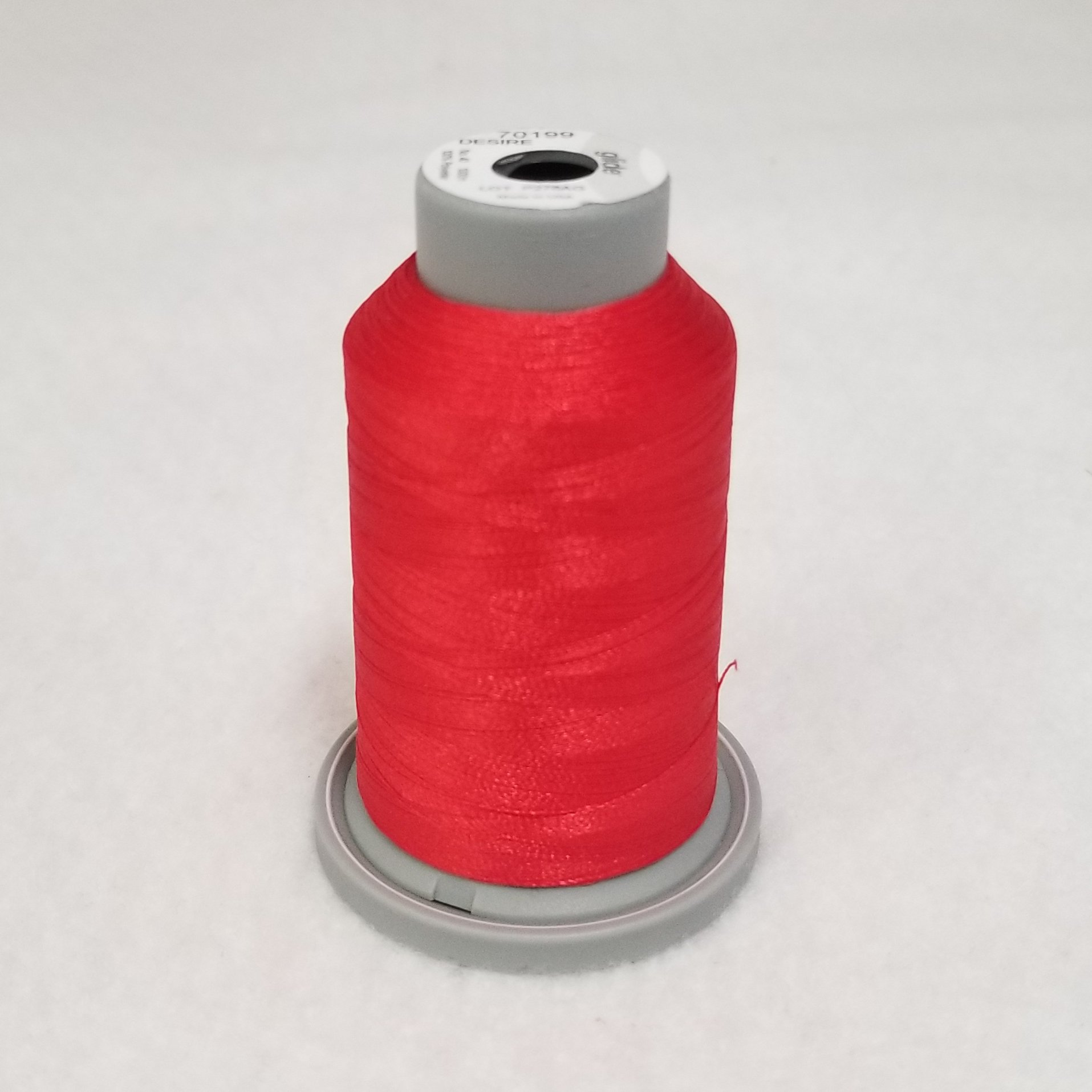 Desire Red Glide Thread Spool