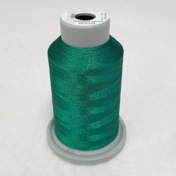Irish Spring Green Glide Thread Spool