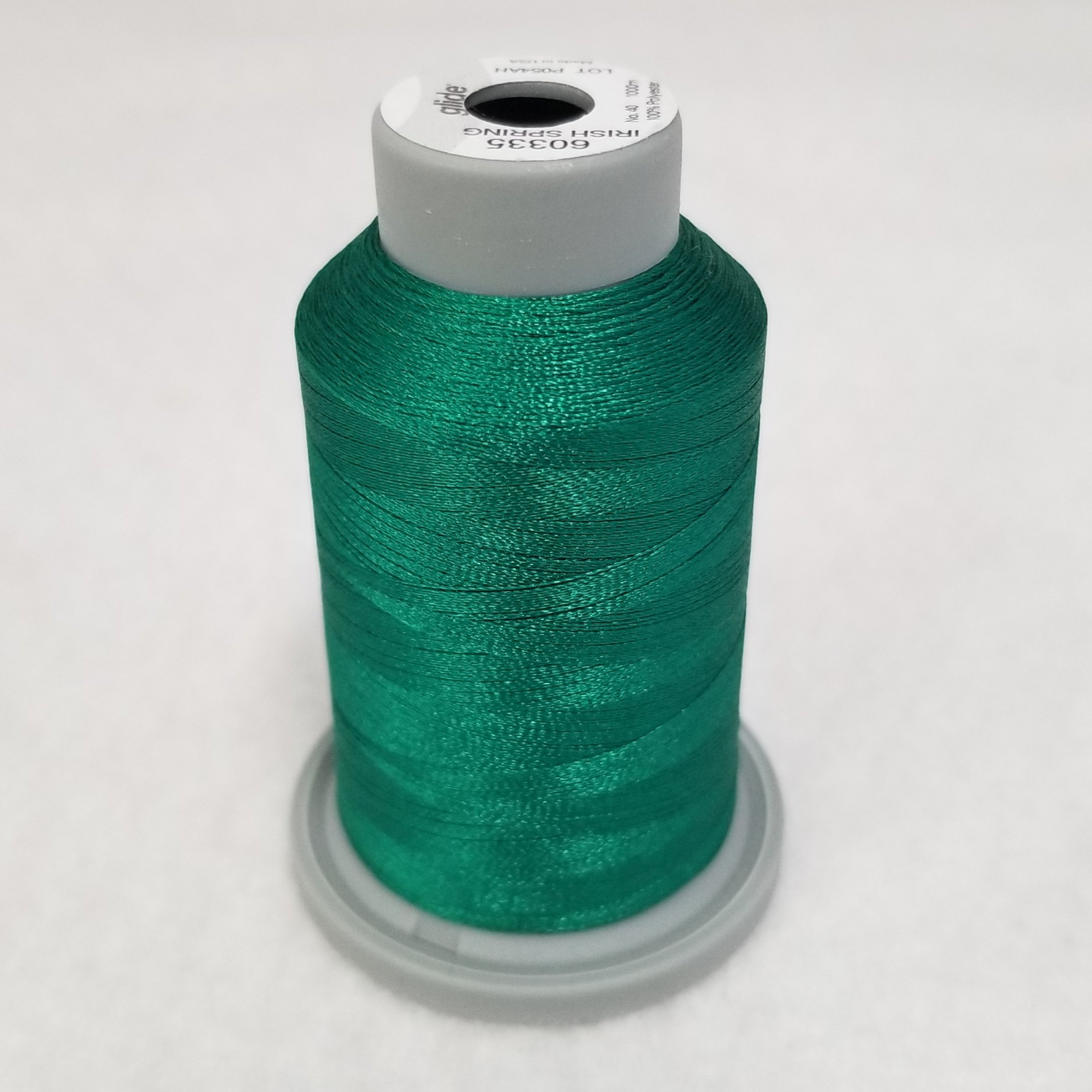 Irish Spring Green Glide Thread Spool
