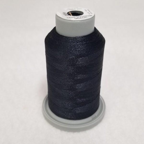 Midnight Navy Glide Thread Spool