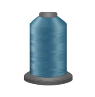 Light Turquoise Blue Glide Thread