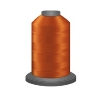 Lava Orange Glide Thread Spool
